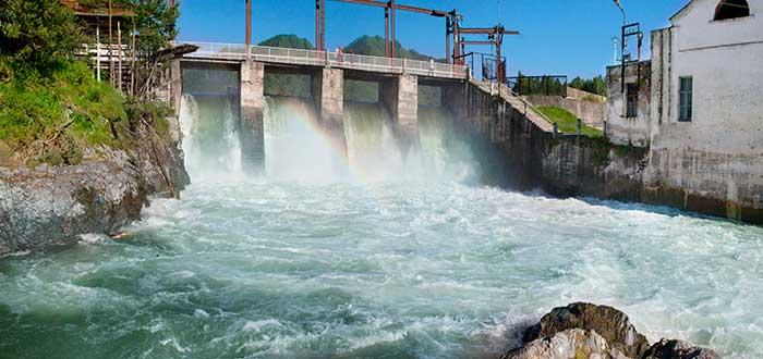Energias renovables, Energia hidraulica