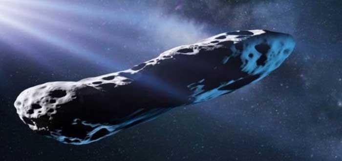 ¿Es Oumuamua la prueba de que existe vida extraterrestre?