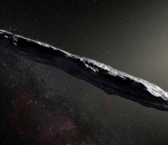 Oumuamua   Posible nave espacial según investigadores de Harvard