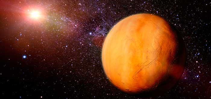 Oxígeno en Marte 1