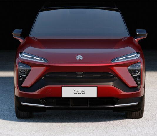 NIO ES6   La competencia china del Tesla X por 45.000€