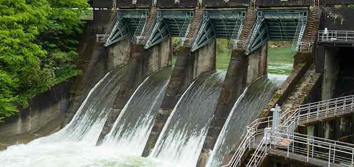 Energías limpias hidroeléctrica