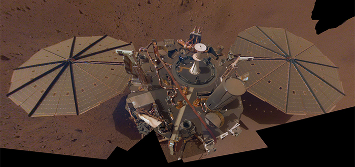 Insight Marte - NASA