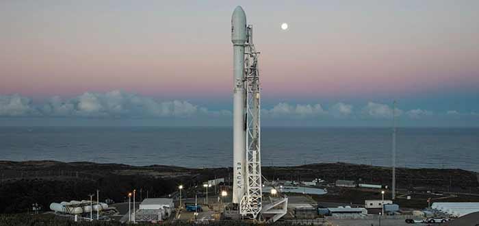 SpaceX Exploración Espacial