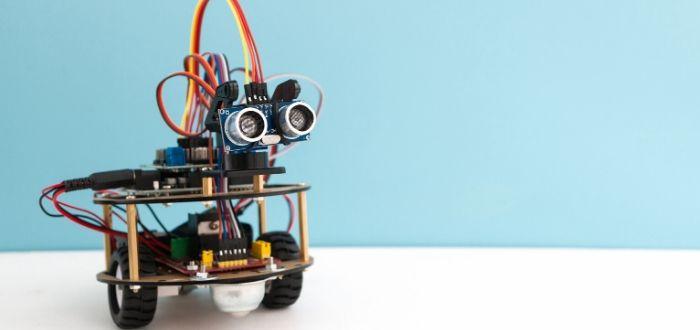 Las tres leyes de la robótica
