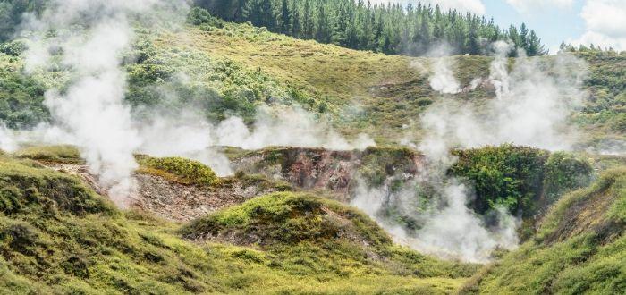 Tipos de energía geotérmica