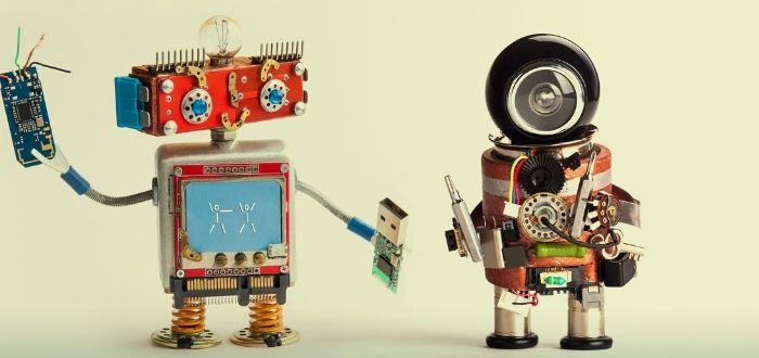característica de la robótica