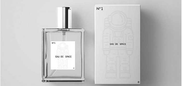 Perfume NASA Eau de Space