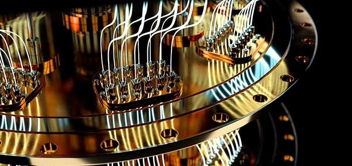 Computador cuántico Carrera