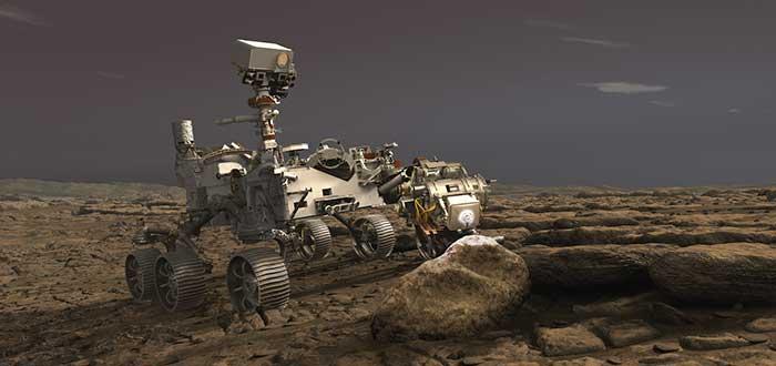 Rover Perseverance 1