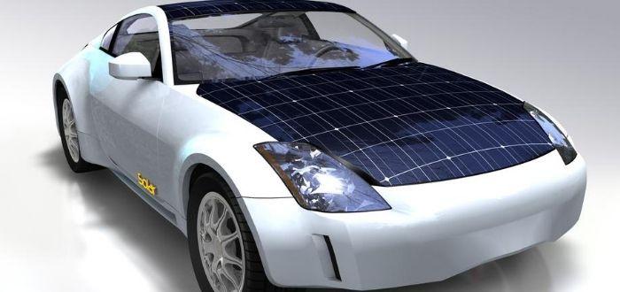 Celulas fotovoltaicas en autos solares