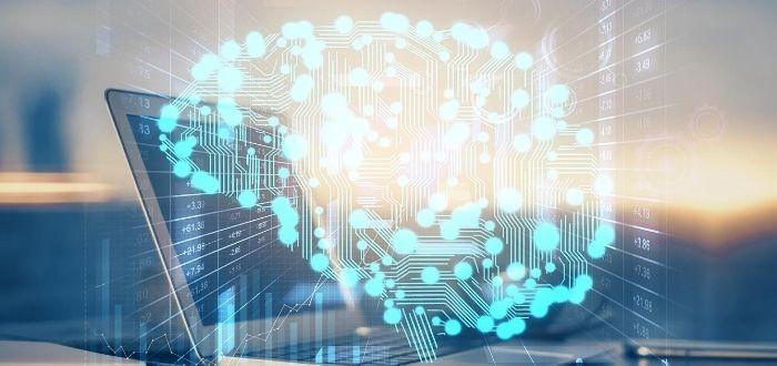 Laptop equipada con machine learning