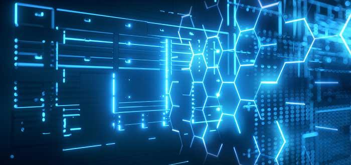 neon-azul-hexagonal-holograma-computacion-cuantica