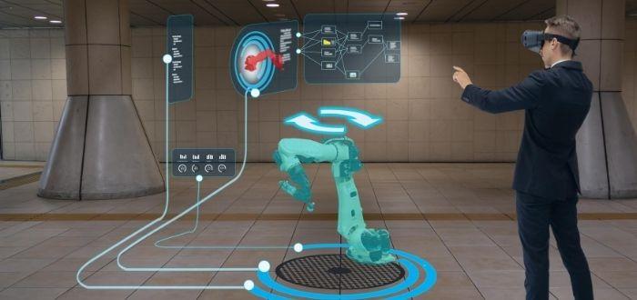 Desarrollo de ambientes virtuales en RV