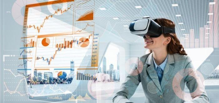 Realidad virtual aplicada a los negocios