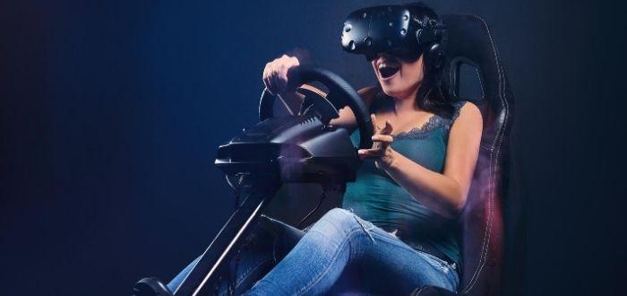 Uso de la realidad virtual para ocio y entretenimiento