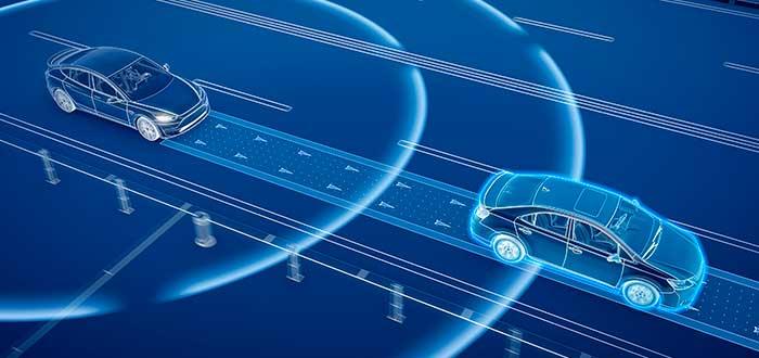 Carreteras inteligentes Tech