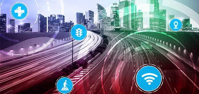 Carreteras inteligentes cómo serán