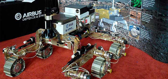 Exomars en Cambridge Science Festival