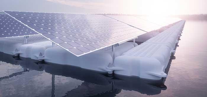 Fotovoltaica flotante qué es
