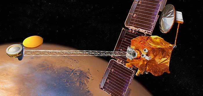 Mars Odyssey NASA-JPL