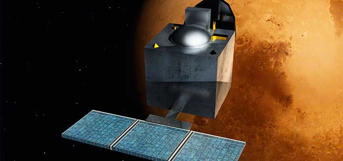 Mars Orbiter Mission ISRO