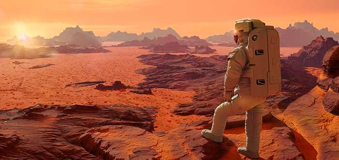 Misiones a Marte futuro