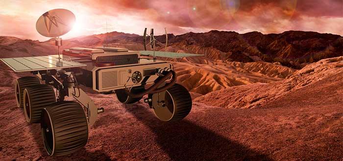 Misiones a Marte Pasado