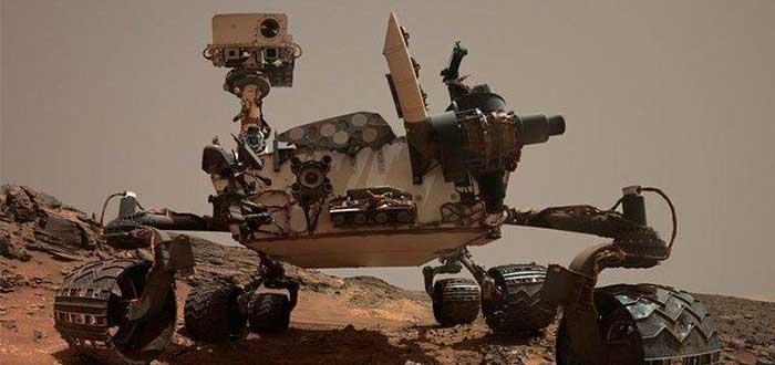 Misiones a Marte - Curiosity NASA - JPL-Caltech -MSSS