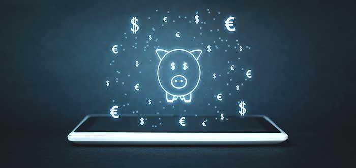 Tecnologías del futuro - dinero difital