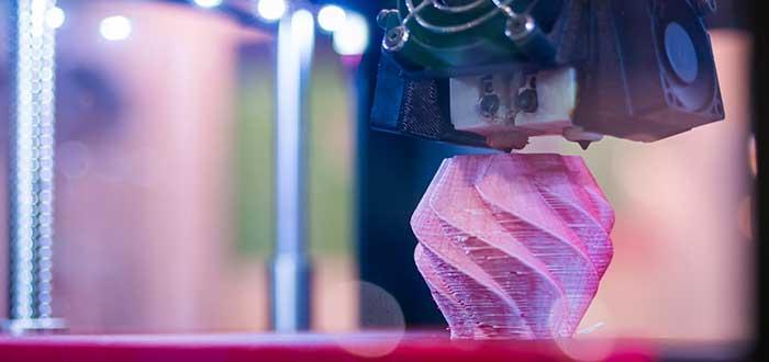Tecnologías del futuro impresión 3D