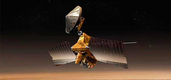 misiones a marte Reconnaissence NASA JPL-Caltech