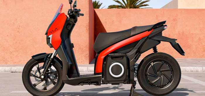motos eléctricas Seat e-scooter