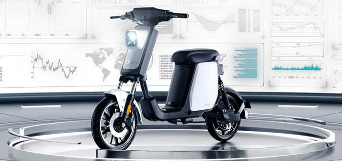 motos eléctricas Xiaomi A1 Pro