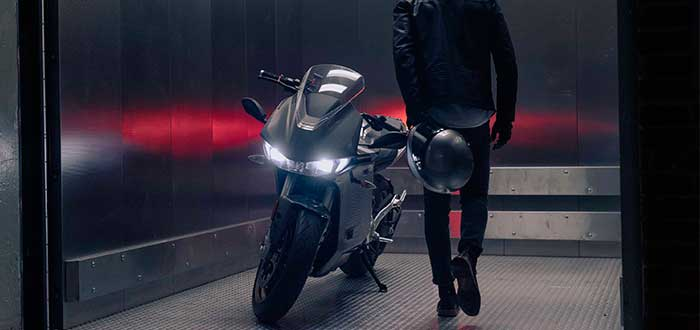 motos eléctricas Zero SR/S