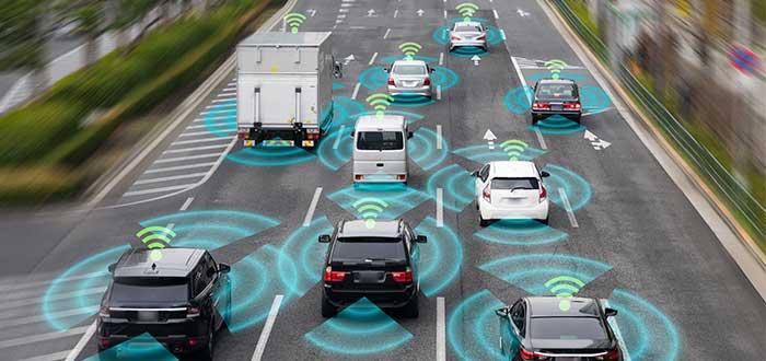 tecnologías de futuro - coches autónomos