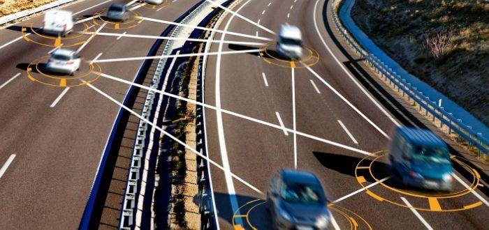 Circuito de prueba de vehiculos autonomos
