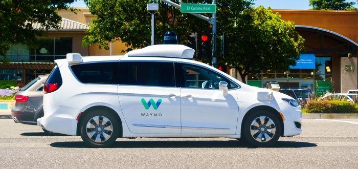 Waymo, coche autónomo de Google