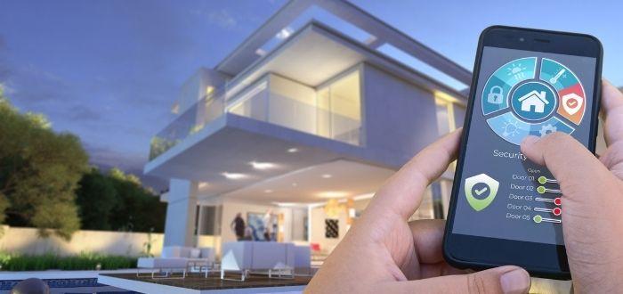 Control a distancia de los dispositivos de una vivienda inteligente