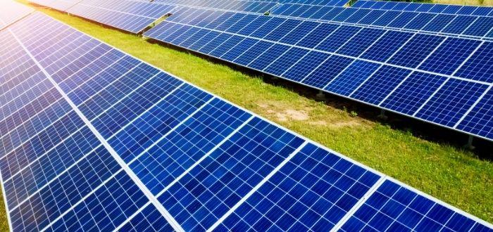 Paneles de energía fotovoltaica