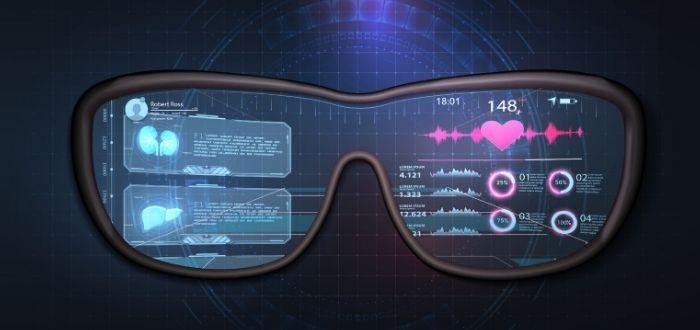 Prototipo de lentes de realidad aumentada