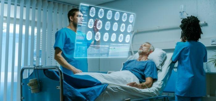 uso de realidad aumentada en hospitales