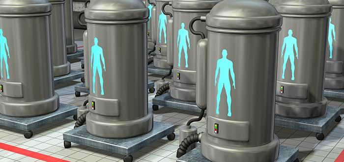 Cámaras de criogenia humana