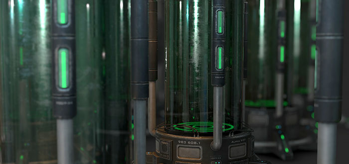 Varias cámaras para criogenización