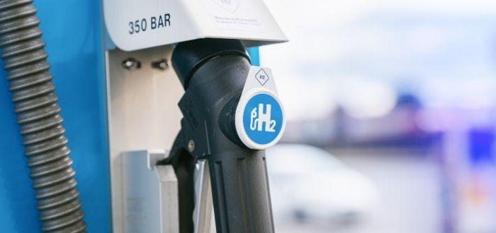 Gasolinera de hidrógeno