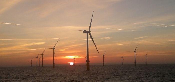 Aprovechamiento del viento con aerogeneradores flotantes