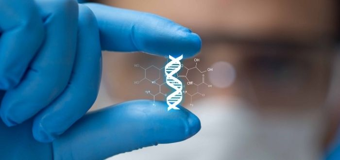 Manipulación del ADN con nanotecnología