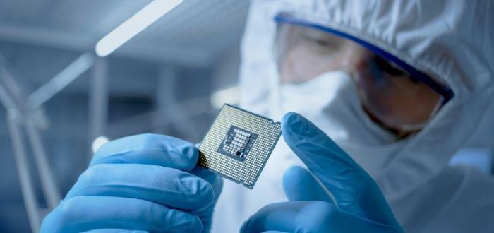 Manipulación de nanomaterial