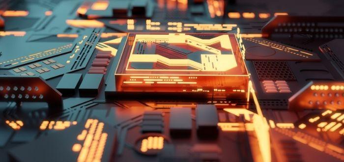 Hardware de un computador cuántico