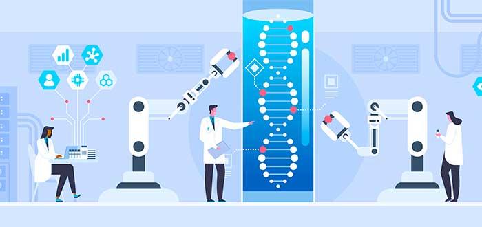 Ingeniería genética cómo funciona